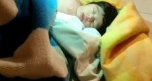 زنده شدن نوزاد در غسالخانه آبدانان