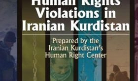 Human Rights Violations in Iranian Kurdistan Prepared by the Iranian Kurdistan's Human Right Center The First Quarter, 2020 Periodic Report of