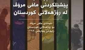 فایلی (pdf)ی ڕاپۆرتی پێشێلکارییەکانی مافی مرۆڤ(ڕۆژهەڵاتی کوردستان) سێ مانگەی زستانی ١٣٩٩ی هەتاویدا