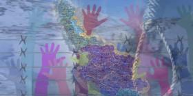 کوژران و برینداربوونی ٥٣ کۆڵبەر، گرتنی ١٢٦ چالاکی مەدەنی سیاسی و ئێعدامی ١١ بەندکراوی کورد